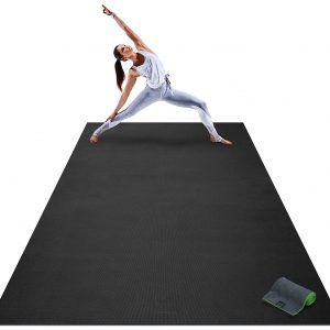 extra large travel yoga mat