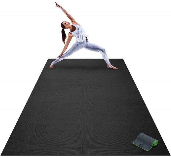extra large travel yoga mat