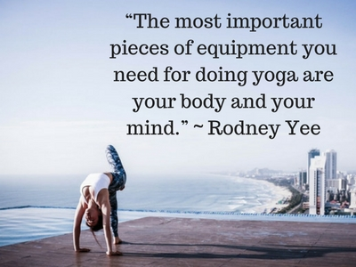 120 Motivational Yoga quotes