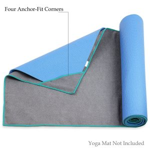 best yoga mat towels