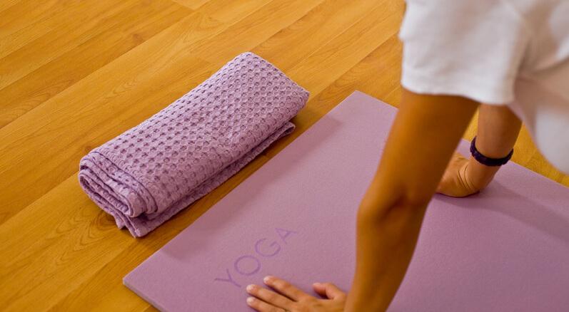 10 best yoga mats towels