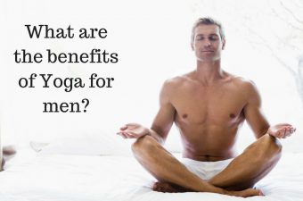 What are the benefits of Yoga for men?