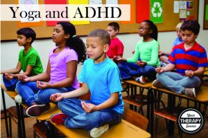 ADHD improved by yoga