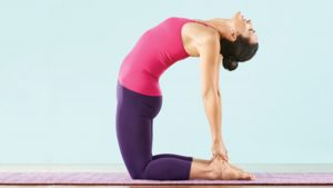 these 10 yoga poses will reduce your menopause symptoms