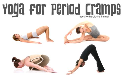 Yoga Period pains