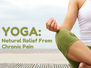 yoga relief from chronic pain