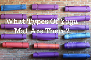 what types of yoga mat are there?