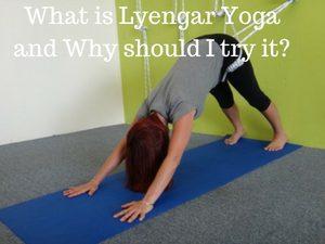 lyengar yoga what is it?
