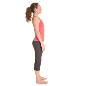 mountain yoga pose