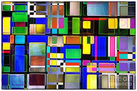multi color design yoga mat