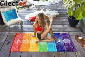 pretty yoga mat