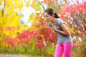 yoga helps runners breathe