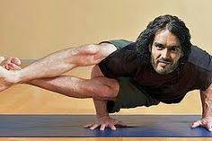 russell brand yoga