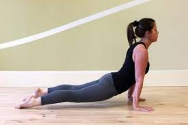 ashtanga upward facing dog