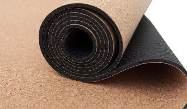 best luxury cork yoga mat
