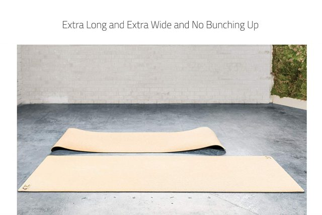 top cork yoga mat