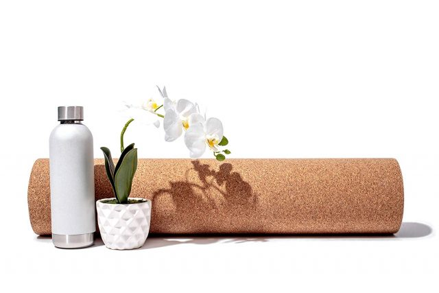 best luxury cork yoga mat