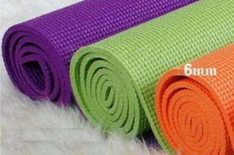 how thick should my yoga mat be?