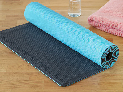 yoga mat thickness