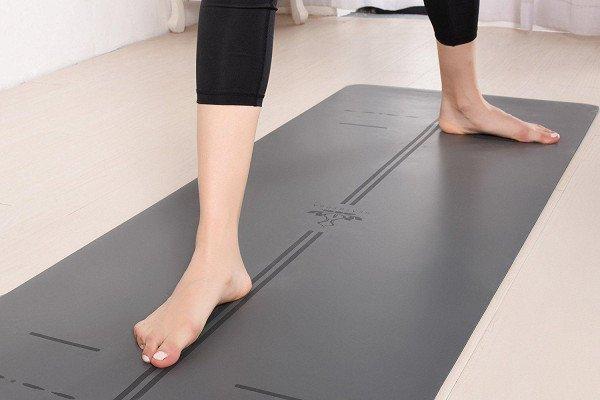 non slip yoga mats