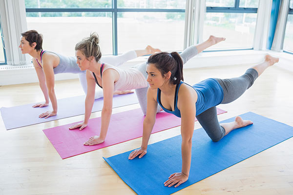 hot vinyasa yoga